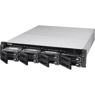 QNAP Turbo Station TS-EC880U-E3-4GE-R2 ohne Festplatten