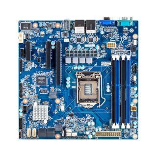 Gigabyte GA-6LASH Intel C222 So.1150 Dual Channel DDR4 mATX Retail