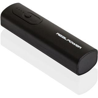 Realpower PowerBank RealPower PB-T1 260 schwarz