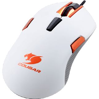 Cougar 250M Optical Gaming USB weiß/orange (kabelgebunden)