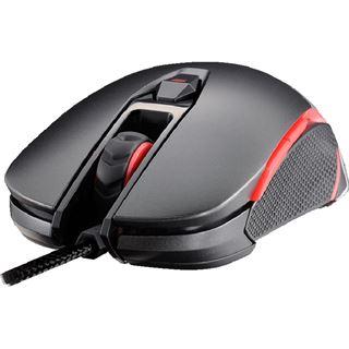 Cougar 400M Optical Gaming USB schwarz/rot (kabelgebunden)