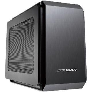 Cougar QBX Mini-ITX ohne Netzteil schwarz