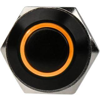 DimasTech Vandalismusschalter/-taster 16mm - Blackline - orange