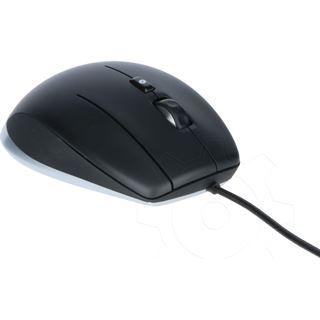 3Dconnexion CadMouse (3DX-700052) USB schwarz (kabelgebunden)