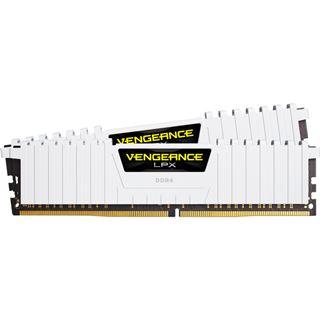 16GB Corsair Vengeance LPX weiß DDR4-3000 DIMM CL15 Dual Kit