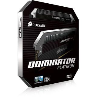 64GB Corsair Dominator Platinum DDR4-3333 DIMM CL15 Quad Kit