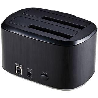 """LC-Power LC-Dock-U3-II USB3.0 Dual Bay Docking Station 2.5"""""""