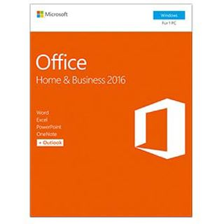 Microsoft Office 2016 Home & Business [DE] PKC2