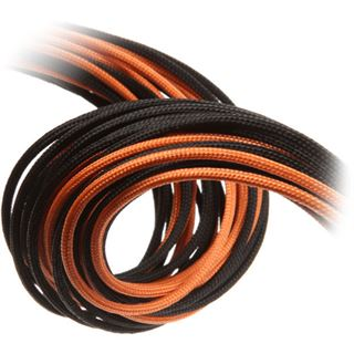 BitFenix Alchemy 2.0 PSU Cable Kit, SSC-Series - schwarz/orange