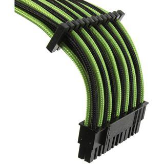 BitFenix Alchemy 2.0 PSU Cable Kit, BQT-Series DPP - schwarz/grün