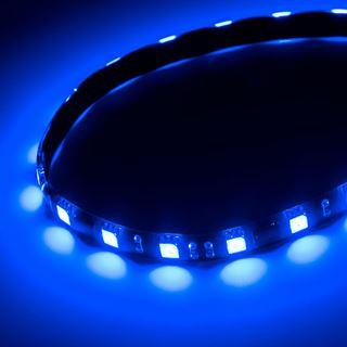 BitFenix Alchemy 2.0 Magnetic LED-Strip - 30cm, 15 LEDs, blau