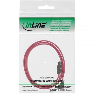 (€5,20*/1m) 0.75m InLine SATA 6Gb/s Anschlusskabel gewinkelt