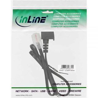 (€3,90*/1m) 1.00m InLine TAE-F Anschlusskabel TAE-F Stecker auf