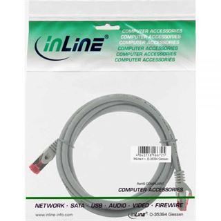 (€2,30*/1m) 3.00m InLine Cat. 6 Patchkabel S/FTP PiMF RJ45