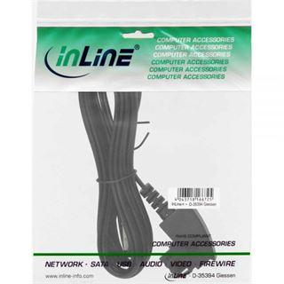 (€1,30*/1m) 3.00m InLine TAE-F Anschlusskabel TAE-F Stecker auf