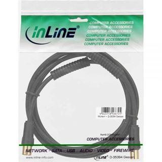 (€4,90*/1m) 1.00m InLine Antenne Anschlusskabel Premium-Line