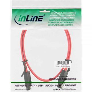 (€5,20*/1m) 0.75m InLine SATA 6Gb/s Anschlusskabel SATA Stecker