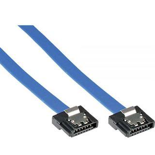 (€32,67*/1m) 0.15m InLine SATA 6Gb/s Anschlusskabel SATA Stecker