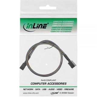 (€55,80*/1m) 0.50m InLine SAS 6Gb/s Anschlusskabel SFF-8643