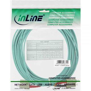 (€1,33*/1m) 15.00m InLine LWL Duplex Patchkabel 50/125 µm