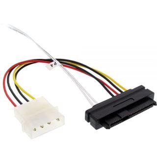 (€71,80*/1m) 0.50m InLine SAS 6Gb/s Anschlusskabel SFF-8643