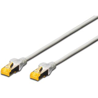 (€1,13*/1m) 7.00m Digitus Cat. 6a Patchkabel S/FTP RJ45 Stecker