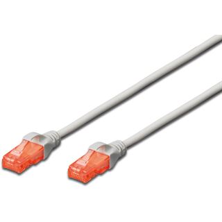 (€1,38*/1m) 5.00m Digitus Cat. 5e Patchkabel S/FTP RJ45 Stecker