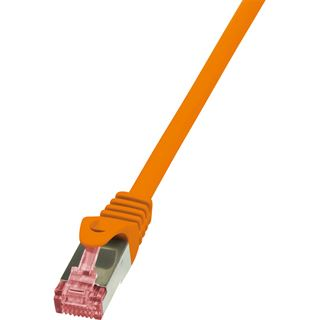 (€3,27*/1m) 1.50m LogiLink Cat. 6 Patchkabel S/FTP PiMF RJ45