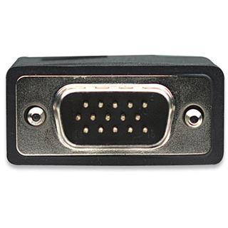 (€1,09*/1m) 10.00m Manhattan VGA Anschlusskabel VGA 15pol