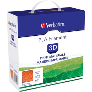 Verbatim Filament 3D Drucker 1.75mm 1kg orange