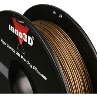 Inno3D Druck Filament, ABS, 1,75mm - gold