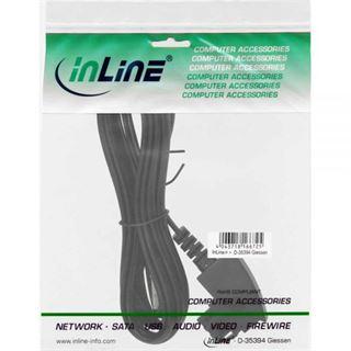 (€1,95*/1m) 2.00m InLine TAE-F Anschlusskabel TAE-F Stecker auf