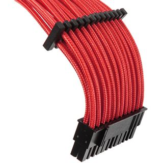 BitFenix Alchemy 2.0 PSU Cable Kit BQT-Series SP10 rot