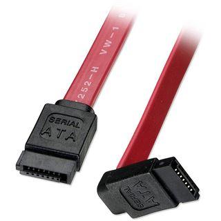 0.20m Lindy SATA 3Gb/s Anschlusskabel gewinkelt SATA Stecker auf SATA