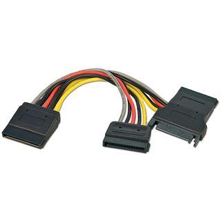 (€106,00*/1m) 0.15m Lindy SATA Adapterkabel SATA Buchse auf