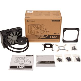 Corsair Hydro Series H45 Wasserkühlung Set