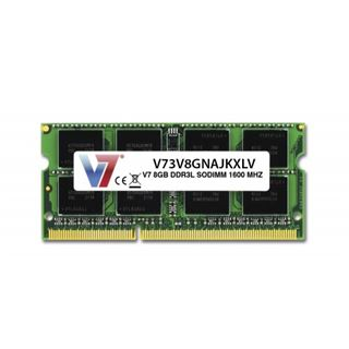 8GB V7 V73V8GNAJKXLV DDR3L-1600 SO-DIMM CL11 Single