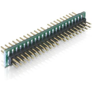 Delock Adapter Pin Header 44-pin Stecker