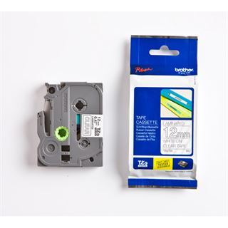 Brother TZE-135 LAMINATED TAPE 12mm 8m