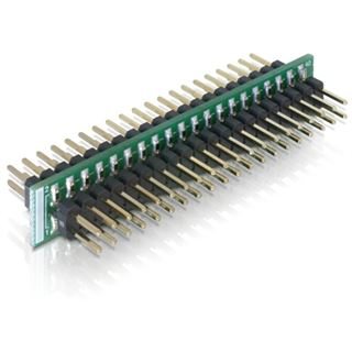 IDE Delock Adapter IDE 40Pin -> IDE 40Pin St/St