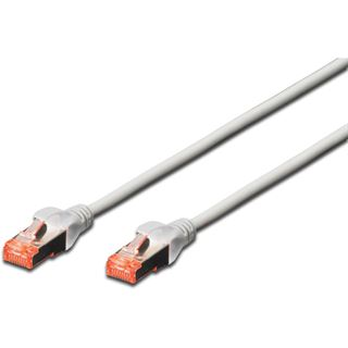 (€0,46*/1m) 30.00m Digitus Cat. 6 Patchkabel S/FTP RJ45 Stecker