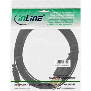 (€7,80*/1m) 0.50m InLine USB2.0 Anschlusskabel USB A Stecker auf
