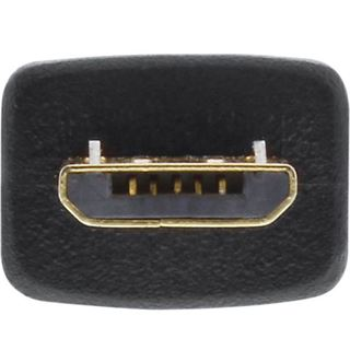 (€3,27*/1m) 1.50m InLine USB2.0 Anschlusskabel USB A Stecker auf