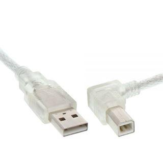 (€1,63*/1m) 3.00m InLine USB2.0 Anschlusskabel gewinkelt rechts
