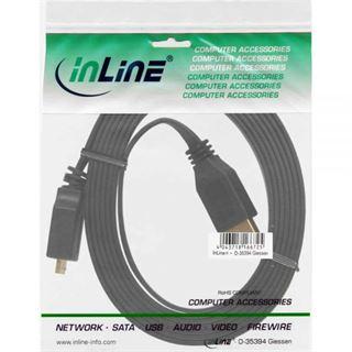 (€3,83*/1m) 1.80m InLine USB3.0 Anschlusskabel USB A Stecker auf