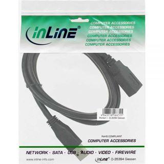 (€4,60*/1m) 1.50m InLine USB3.0 Verlängerungskabel USB A