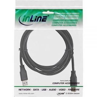 (€3,45*/1m) 2.00m InLine USB3.0 Anschlusskabel USB 3.0 USB A