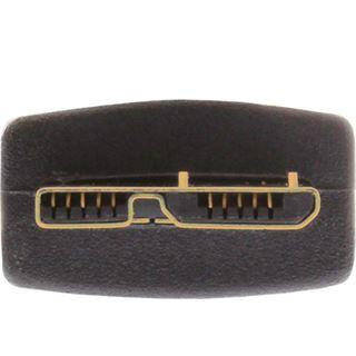 0.50m InLine USB3.0 Anschlusskabel USB A Stecker auf USB A Buchse