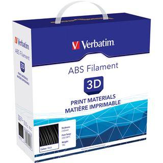 VERBATIM Filament ABS 2,85mm schwarz