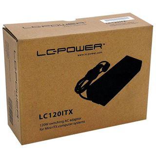 120W LC-Power ITX LC120ITX für MINI-ITX Gehäuse retail